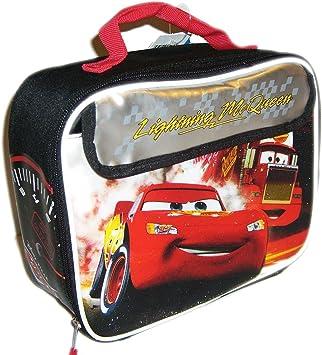 Disney Cars - Rayo McQueen de Estados Unidos fiambrera fresco: Amazon.es: Juguetes y juegos