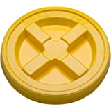 Gamma Seal Lid (3) Quanity (yellow) by Gamma Seal