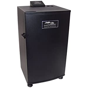 Masterbuilt 30-Inch Black vertical smoker