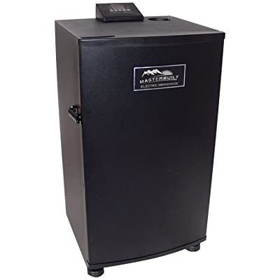 Master-built-20070910 30 Inches Electric Smoker Review