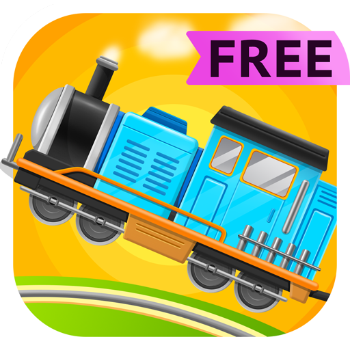 Train Builder - The Train Simulator Games for kids Free (Train Carriage)