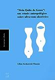 """""""Meio quilo de gente"""": um estudo antropológico sobre ultra-som obstétrico"""