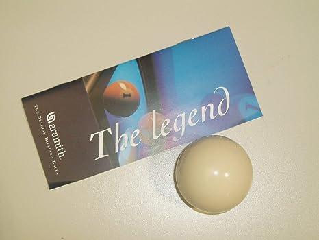 Aramith - Bola blanca de billar, 5,08 cm de diámetro: Amazon.es ...