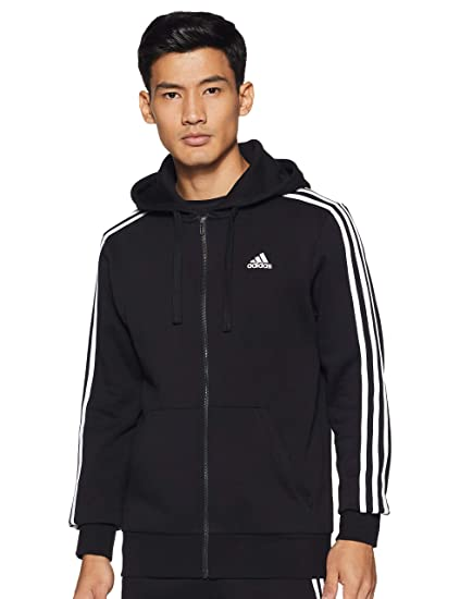 size 40 online shop pick up adidas ESS 3S FZ B, Sweatshirt
