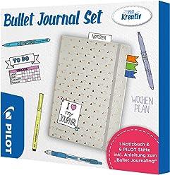 PILOT Bullet Journal Set - Scandi Style