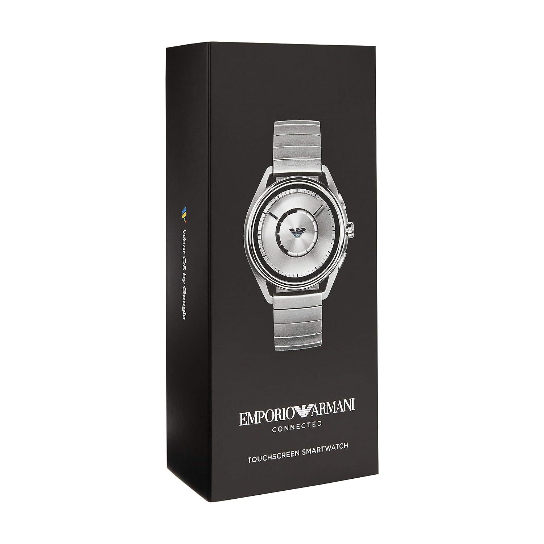 Emporio Armani Reloj Hombre de Digital con Correa en Acero Inoxidable ART5006