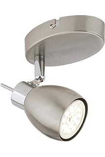 Briloner Leuchten Deckenleuchte Wandleuchte LED Lampe Deckenlampe Strahler Spots