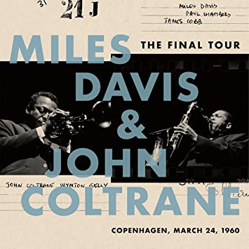 Image result for miles coltrane copenhagen