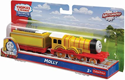 Amazon.com: Fisher-Price Thomas & Friends TrackMaster, Molly: Toys ...