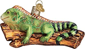 Old World Christmas Iguana