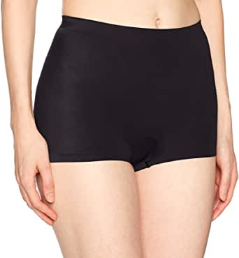Flexees Womens DM0034 Maidenform Cover Your Bases Smoothing Boyshort Boxer Shorts