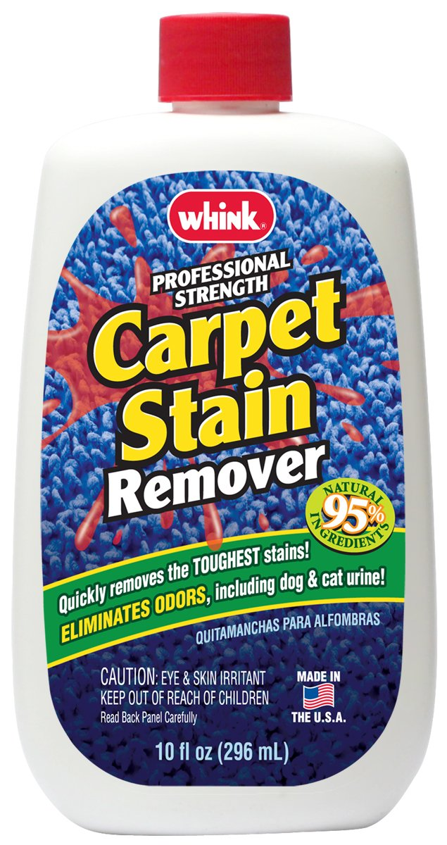 Amazon.com: Whink Carpet Stain Remover, 3 Count, 10 Ounce: Health & Personal Care