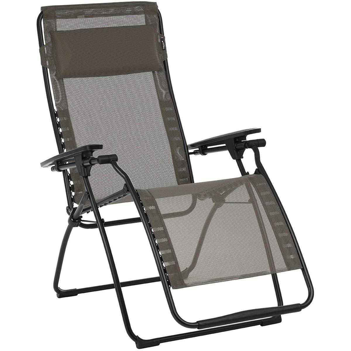 Lafuma Futura Clipper Mesh Chair Basalt Graphite, One Size