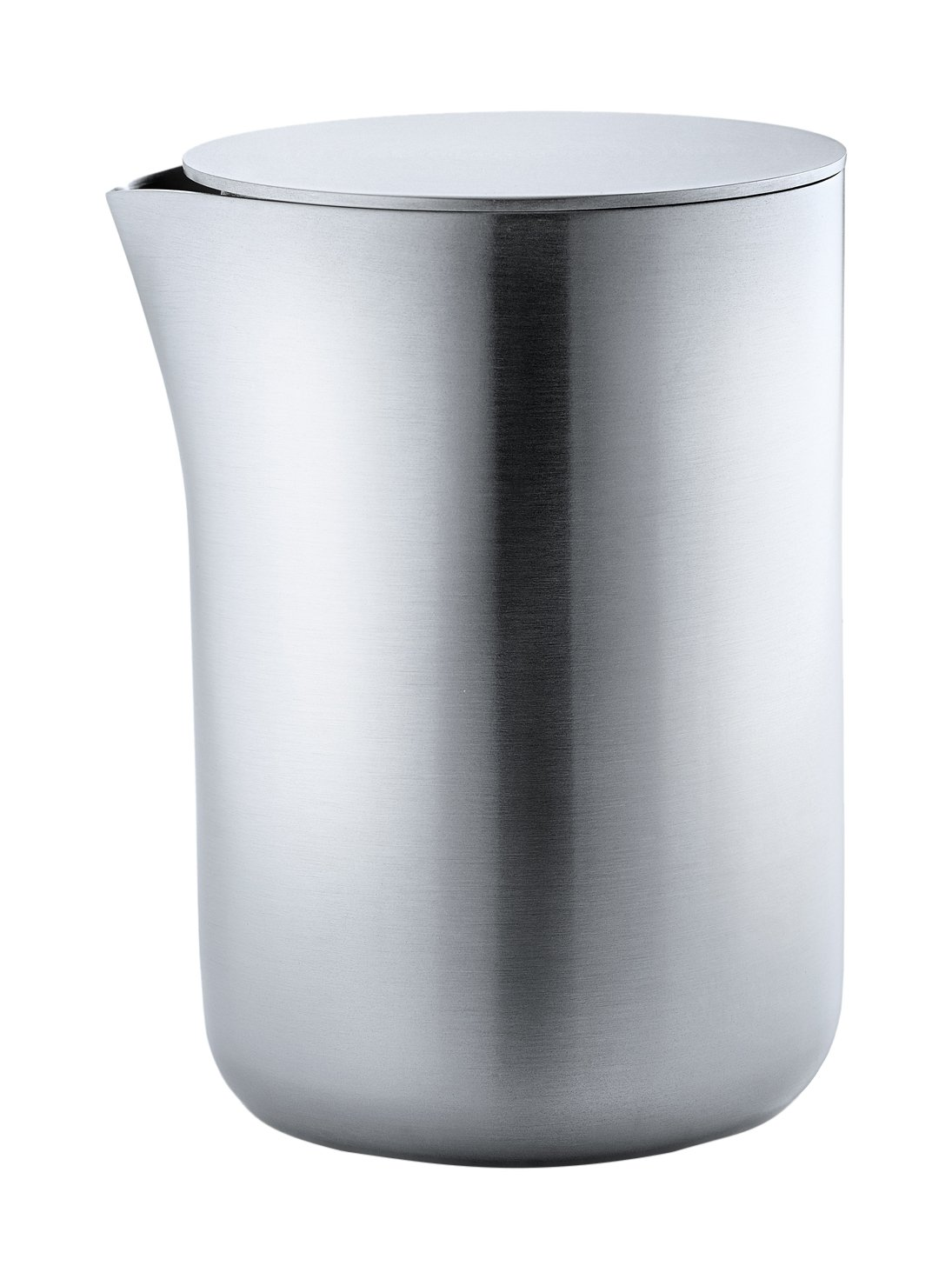 Blomus Basic Stainless steel Milk Container with Lid