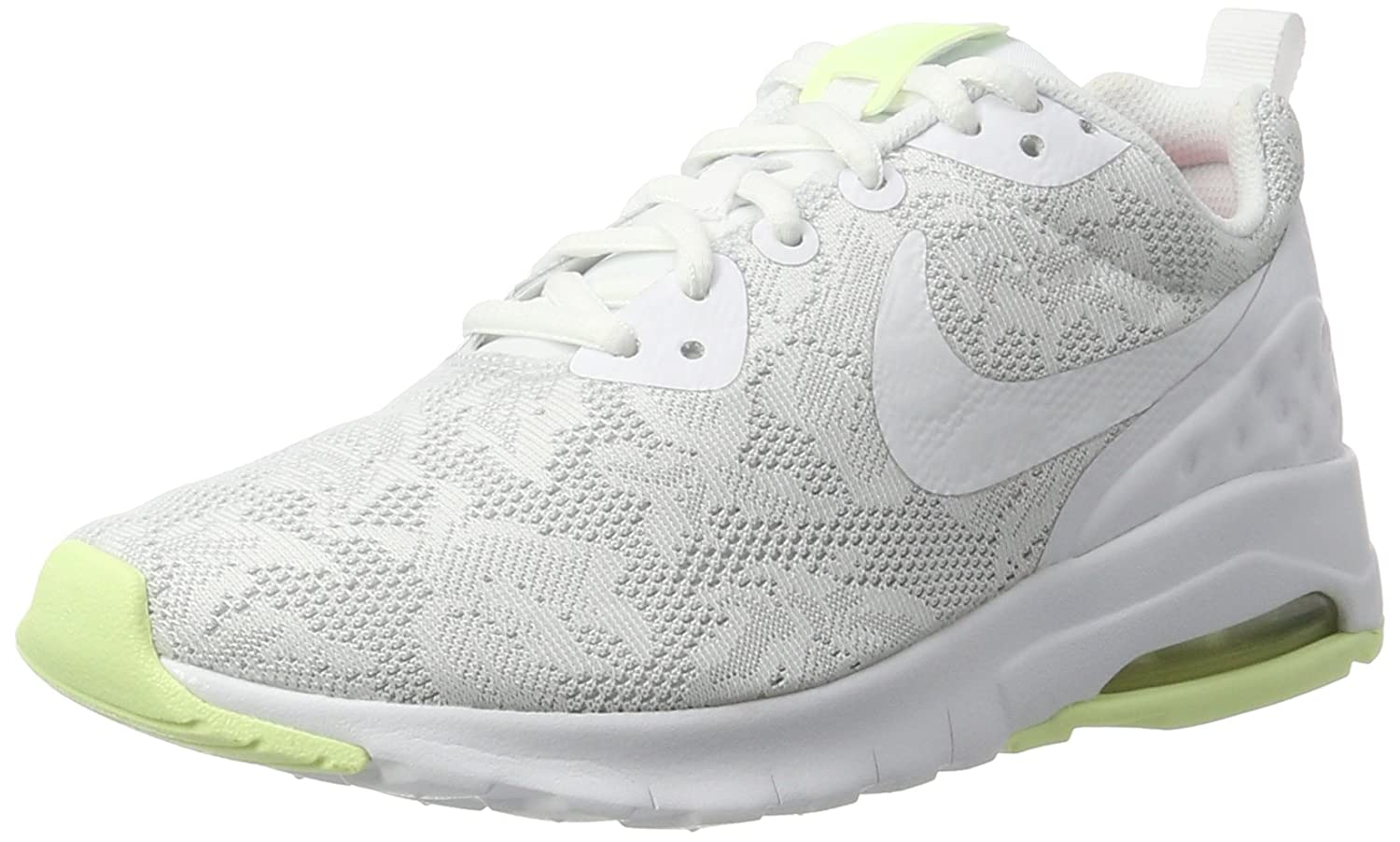 Nike Damen Air Max Motion Low Engineerot Turnschuhe