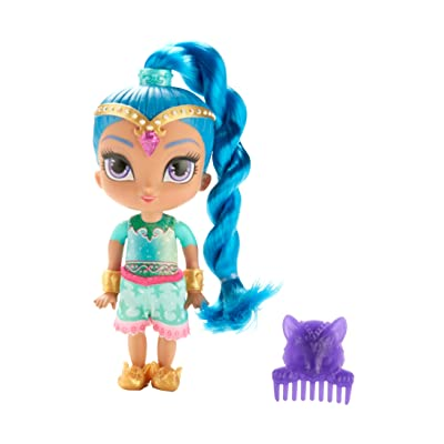 Fisher-Price Nickelodeon Shimmer & Shine, Bedtime Shine: Toys & Games [5Bkhe0205846]