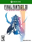 Final Fantasy XII The Zodiac Age - Xbox One