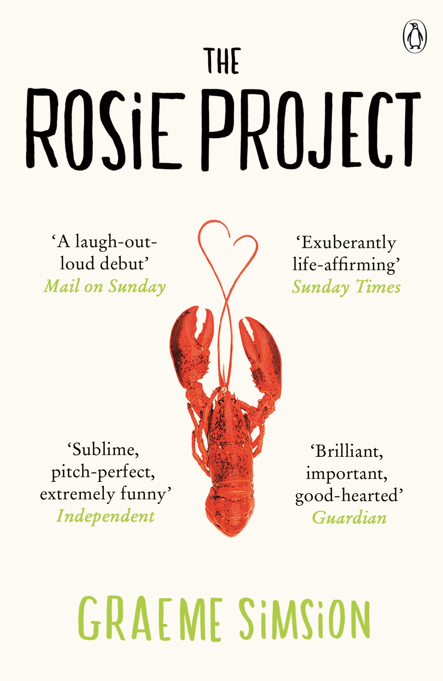 The Rosie Project: Don Tillman 1: Amazon: Graeme Simsion:  9781405912792: Books
