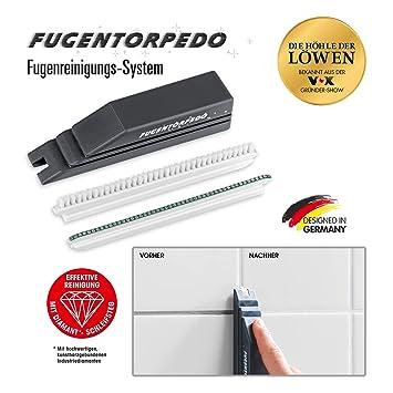 Fugentorpedo 00863 Basis Set Griff Fugenbürste 1x Schleifsteg 3mm