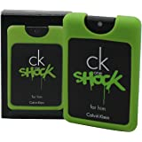 Calvin Klein One Shock Him On The Go Eau De Toilette Spray 20ml
