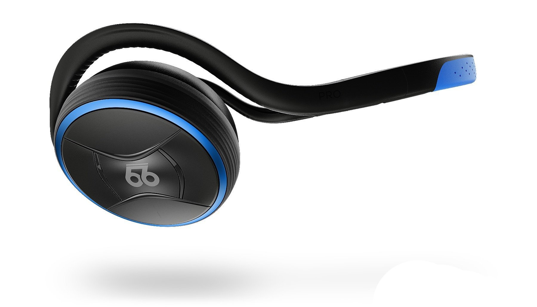 66 AUDIO - PRO Voice - Bluetooth Wireless Headphones with Amazon Alexa Voice Recognition Technology by 66 Audio