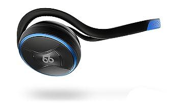 66 Audio – Pro Voz – Auriculares inalámbricos con Bluetooth Amazon Alexa Tecnología de reconocimiento de