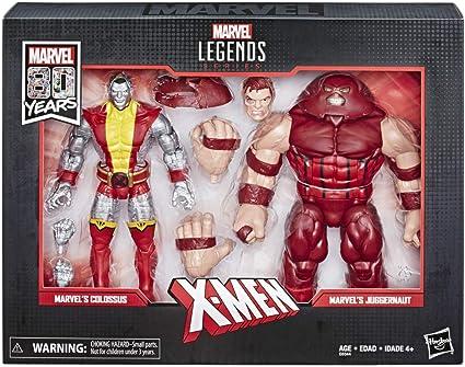 Marvel Legends - 80 aniversario Colossus & Juggernaut (Hasbro ...