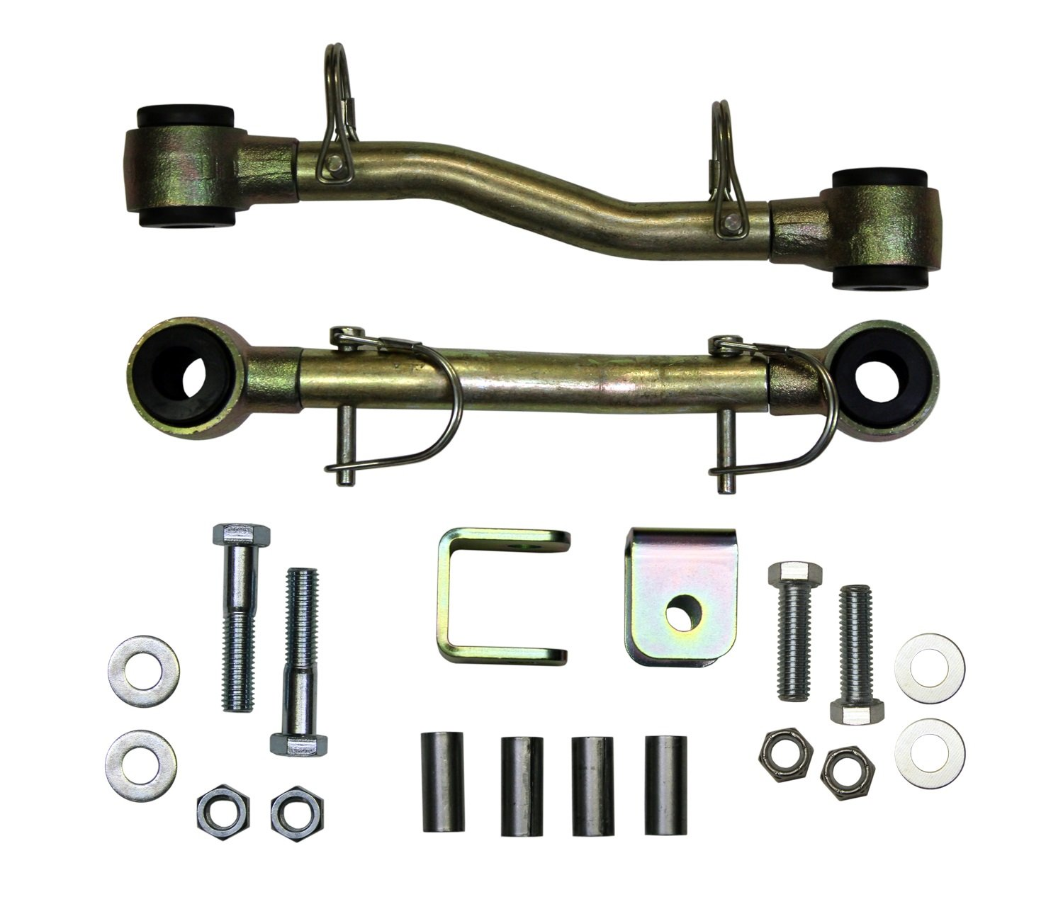 Skyjacker (SBE320) 3''- 4'' Front Double Disconnect Sway Bar Extended End Link by Skyjacker (Image #1)