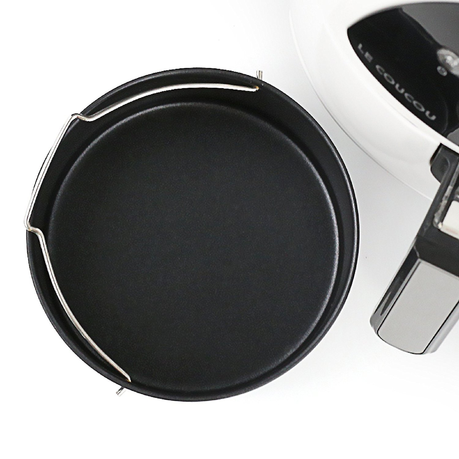 Air Fryer Baking Dish Non Stick 6'' Cake Quiche Mold for Le Coucou Harmony I & II