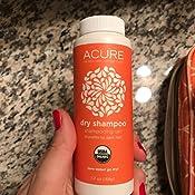 Amazon.com: ACURE Dry Shampoo - All Hair Types | 100%