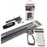 Rode VideoMic Micro directionnel + accessoires