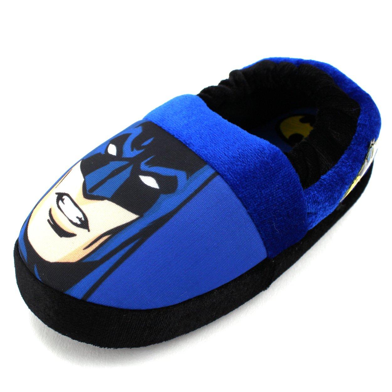 Batman Superhero Boys Aline Slippers (Toddler/Little Kid) manufacturer