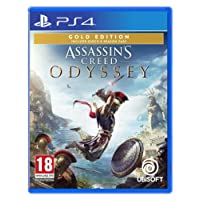 Assassin's Creed: Odyssey, PlayStation 4, Gold Edition