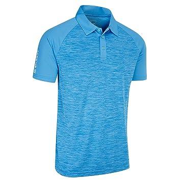 077f0ce85 Stuburt Mens 2019 Evolve Moisture Wicking Milby Golf Polo Shirt ...