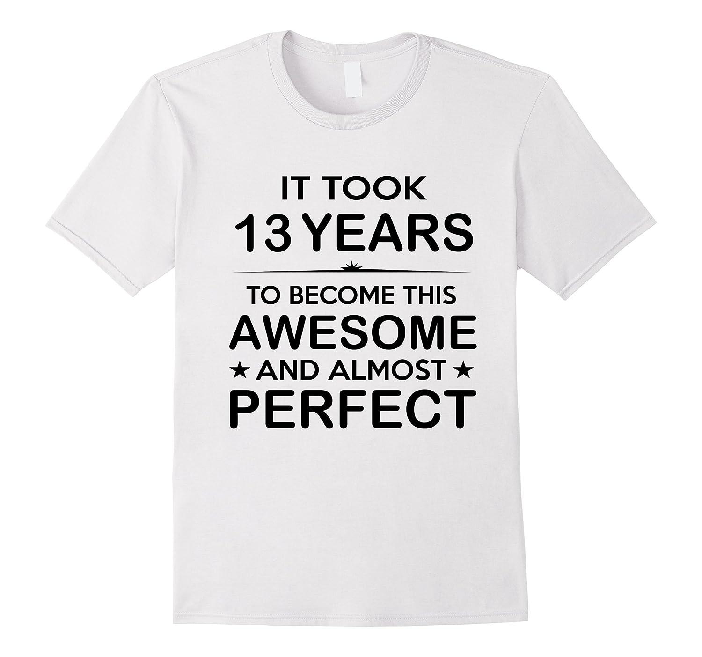 Thirteen 13 Year Old 13th Birthday Gift Ideas For Boy Girl CL
