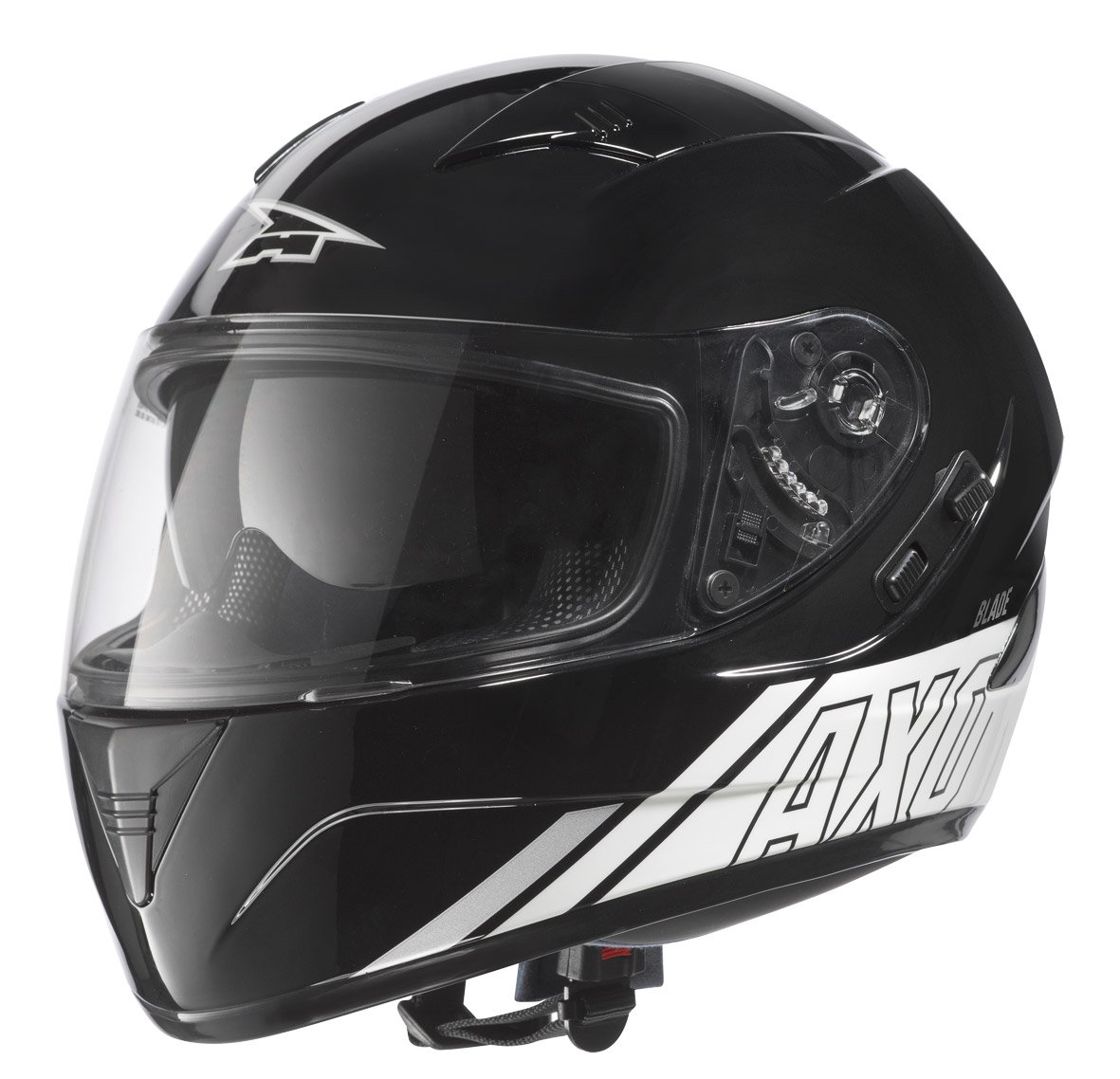 XL AXO Helm Blade Schwarz