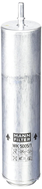Mann Filter WK5005/1z Filtro Carburante MANN & HUMMEL GMBH WK 5005/1 Z