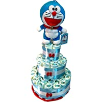 Tarta de pañales DODOT Doraemon oficial