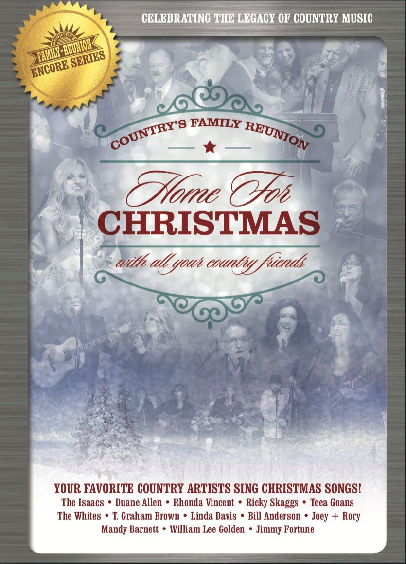 Amazon.com: Country\'s Family Reunion: Home For Christmas: Duane ...