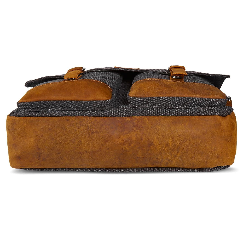 Green Laptop Hide Brown Salt Bag Spencer qCUzwdq