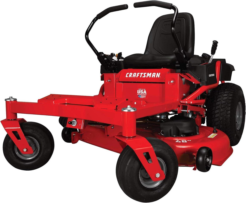 5. Craftsman Z525 Zero Turn Gas Powered Lawn Mower