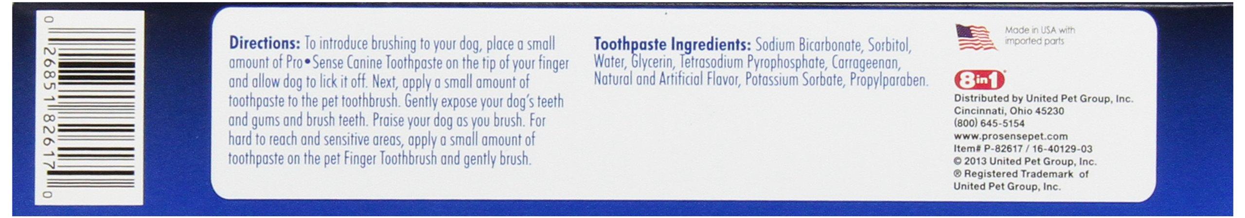 Pro-Sense Dental Starter Kit, Fresh Flavor, 3-ounce by ProSense