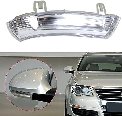 Left Side View Mirror Indicators Turn Signal Light Left for VW Passat 2003-2011