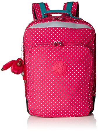 Kipling - COLLEGE UP - Mochila grande - Pink Summer Pop - (Multi color): Amazon.es: Equipaje