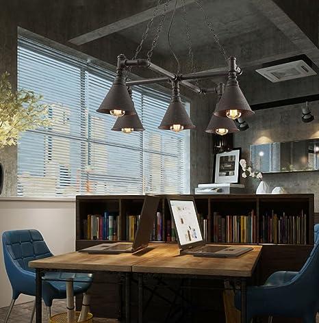 Una serie di lampadario - Retro minimalista personalità arti ...