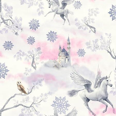 Fairytale Unicorn Wallpaper