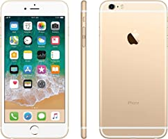 Apple iPhone 6 Celular 16 GB Color Gold Desbloqueado (Unlocked) Renewed (Renewed)