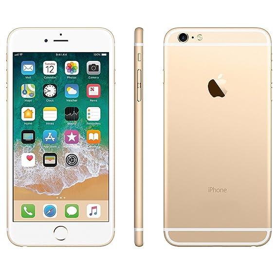 7d71e97ea01 Apple iPhone 6 Dorado 16 GB (Renewed): Amazon.com.mx: Electrónicos