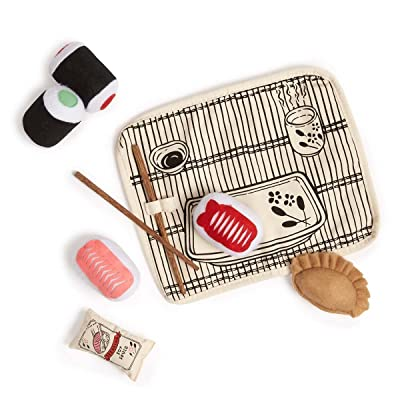 cdd206a8f Buy Seedling Littles Let's Roll! I Heart Sushi Kit for Toddlers Ages ...