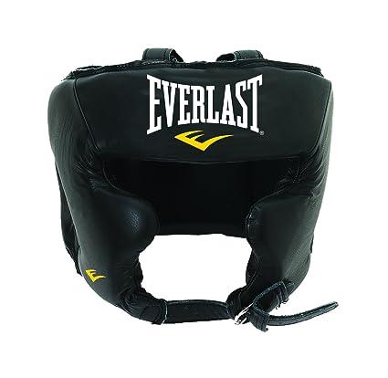 Everlast Unisex Evercool Adjustable Mma Box Martial Arts Sports Head Guard NEW